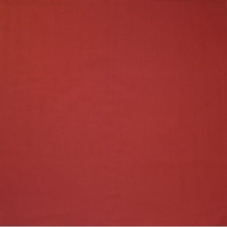 Rouge-orangé - 130 cm