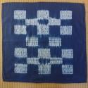 Mokume shibori - 50 cm