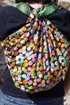 sac à dos (furoshiki 90 + 70 cm)