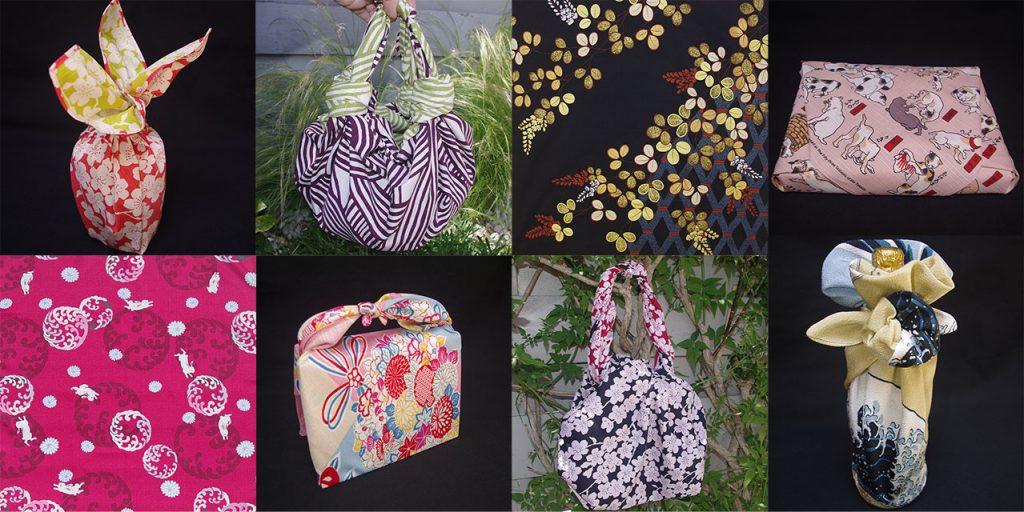 Nouvelle collection furoshiki été 2017
