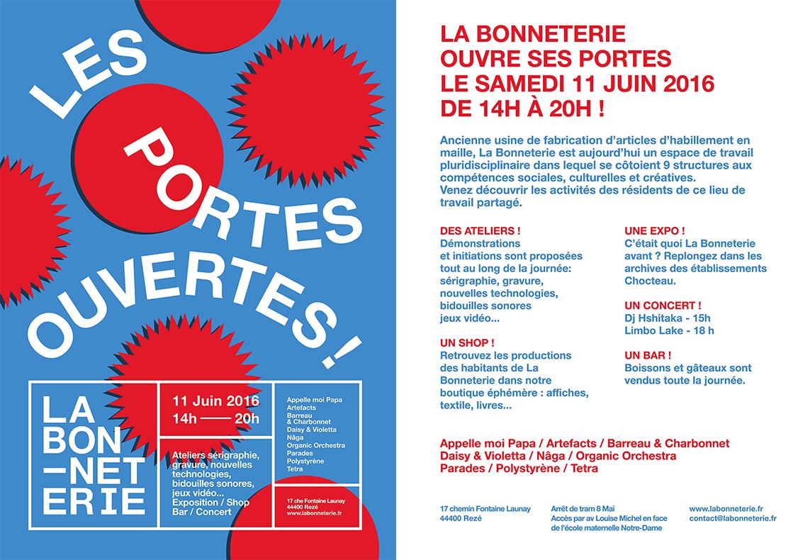 Porte-ouvertes La Bonneterie
