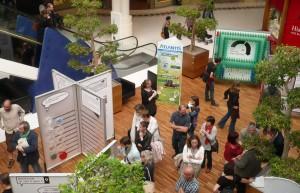 """Inauguration de l'exposition """"moi, ma vie, mes déchets"""" à Atlantis, Saint-Herblain"""